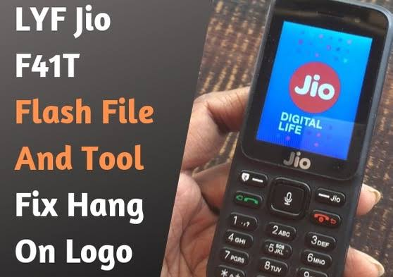 Jiophone F41T Flash File Free Download (2019 With guide) 1