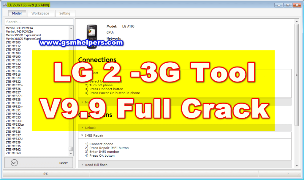 LG Z3X V9.9
