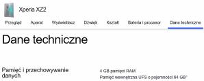 Sony Xperia XZ2 w Polsce / fot. gsmManiaK