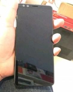 HTC U12 Plus / fot. SlashLeaks