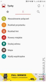 mobileMPK / fot. gsmManiaK.pl