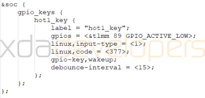 Potwierdzenie obecności przycisku do Asystenta Google / fot. XDA