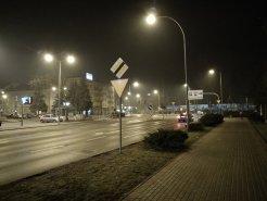 Zdjęcie z trybem nocnym