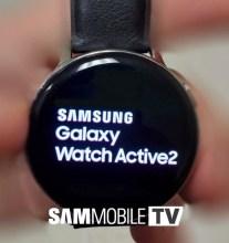 Samsung Galaxy Watch Active 2 / fot. SamMobile