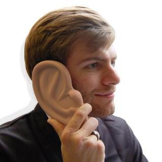 Etui w kształcie ucha