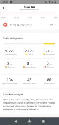 Aplikacja Amazfit status i szczegółowa analiza (1)