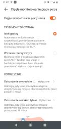 Huawei Zdrowie dostepne pomiary snu, tętna, stresu (1)