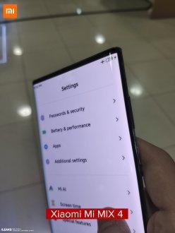 Xiaomi Mi Mix 4/fot. SlashLeaks