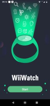 WiiWatch łączenie ze smartwatchem (1)