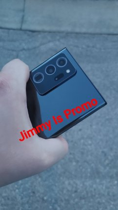Samsung Galaxy Note 20 Ultra / fot. Jimmy Is Promo
