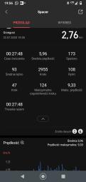 PowerBuds wyniki treningu w aplikacji Amazfit (1)