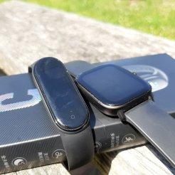 Xiaomi Mi Band 5 vs. Amazfit GTS / fot. techManiaK