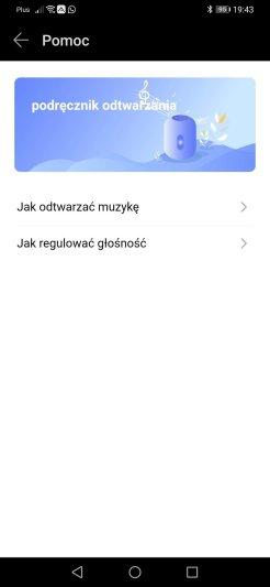 Huawei AI Life: sekcja pomocy (5)