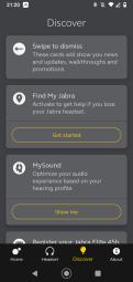 Jabra Elite 45h aplikacja: zaawansowane (1)