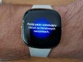 Fitbit Sense badanie EKG (4)