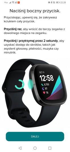 Fitbit Sense wskazówki (7)