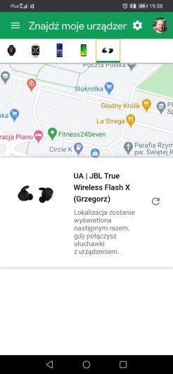 JBL Under Armour Flash X: Google też ich pilnuje! (1)