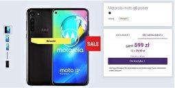 Motorola Moto G8 Power w promocji Play