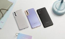 Samsung Galaxy S21+ / fot. producenta