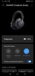 AI Life aplikacja do Huawei FreeBuds Studio (2)