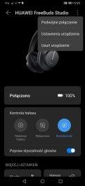 AI Life aplikacja do Huawei FreeBuds Studio (9)