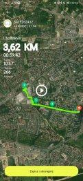 Xiaomi Mi Watch : udostępnianie treningów (1)