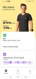 Xiaomi Wear główne ekrany (1)