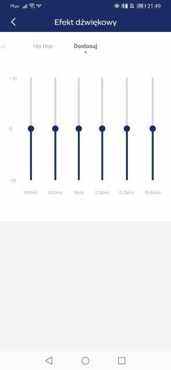 Aplikacja Philips słuchawki (12)