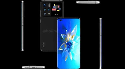 Smartfon Huawei z dwoma ekranami/fot hoiindi