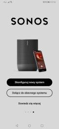 Sonos Roam: ustawienia wstępne (1)