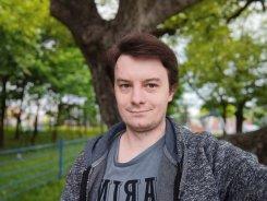 Zdjęcie portretowe z Redmi Note 10 5G