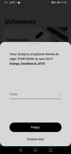Aplikacja Sonos do zarządzania obrazem Symfonisk (5)