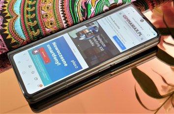 Premiera Galaxy Unpacked 2021 - Samsung Galaxy Z (23)
