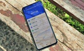 Xiaomi Mi 11 Lite 5G w AnTuTu