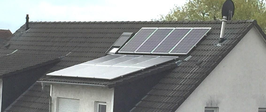 Solaranlagen Referenz Werne