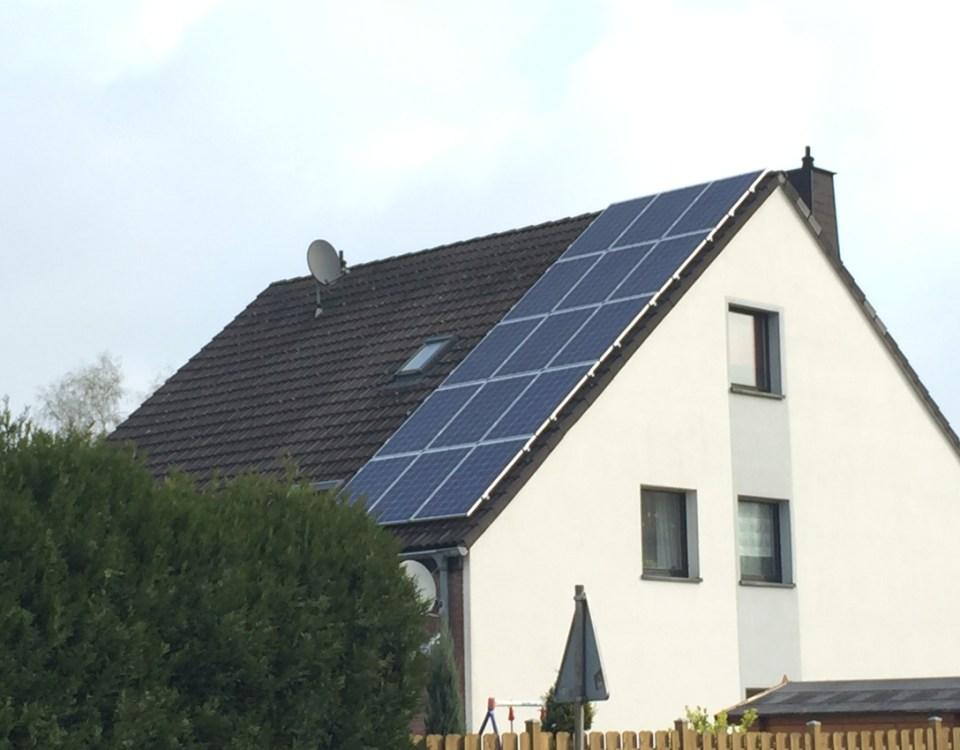 Solaranlagen Referenz Dortmund