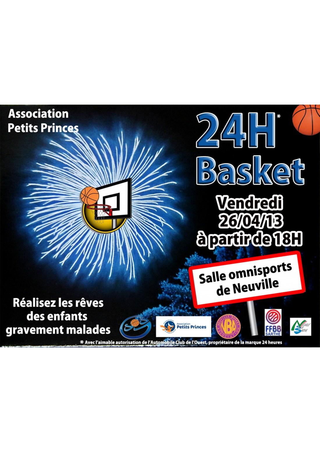 24h basket 1e edition