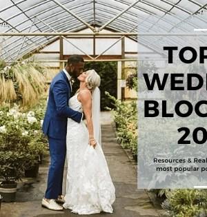 top 10 wedding blog posts 2019