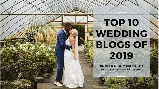 top 10 wedding blog posts 2019