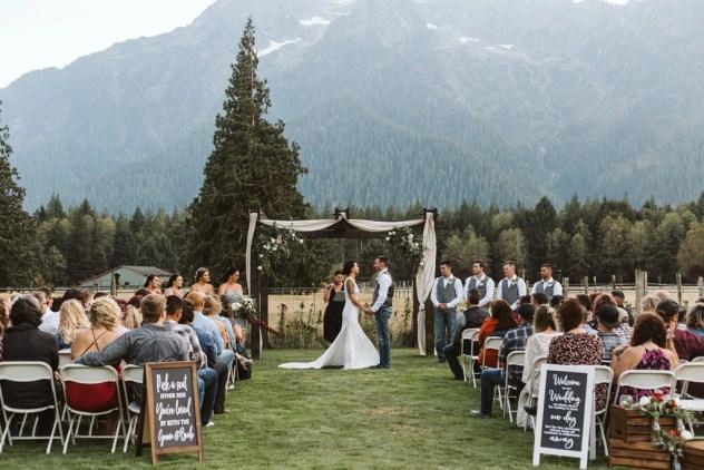 Ashe & Alder Wedding Ceremony