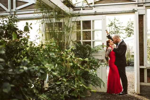 Christiansons Nursery Wedding