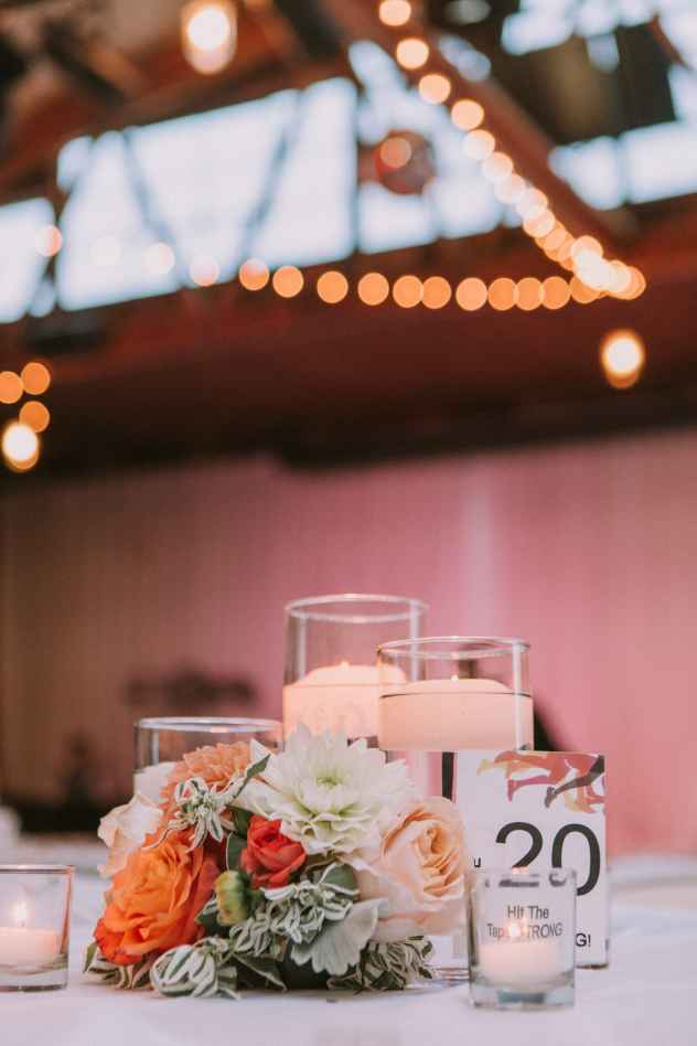 415 Westlake Wedding Reception