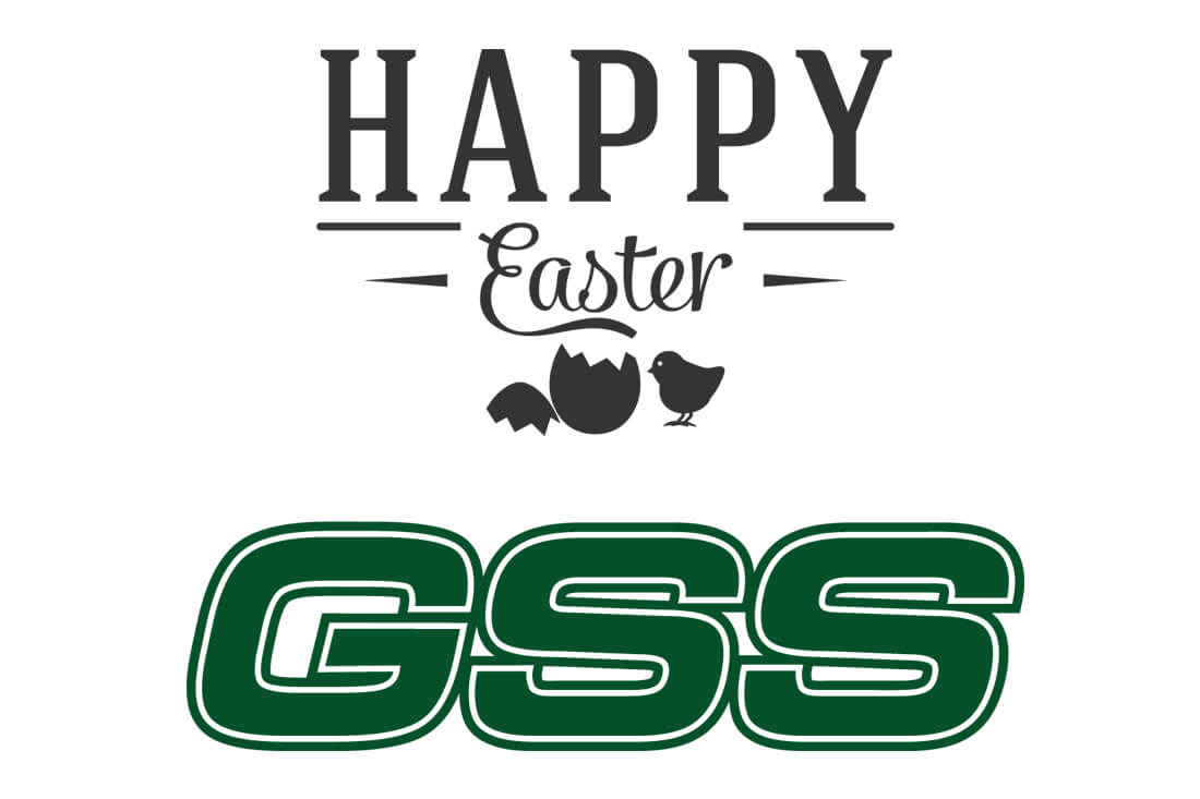 GSS Sordon Frohe Ostern 2019