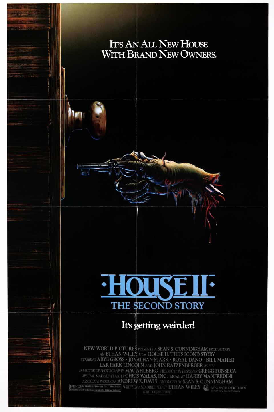 Image result for house 2 the second story mpaa rating