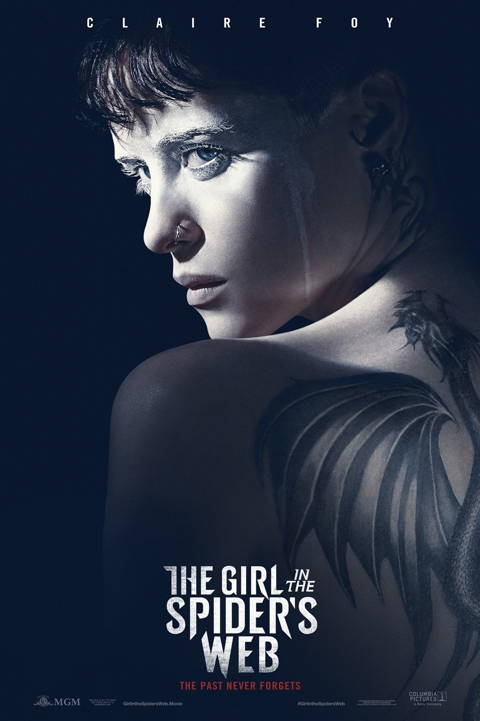 Image result for The Girl in the Spider's Web release Date