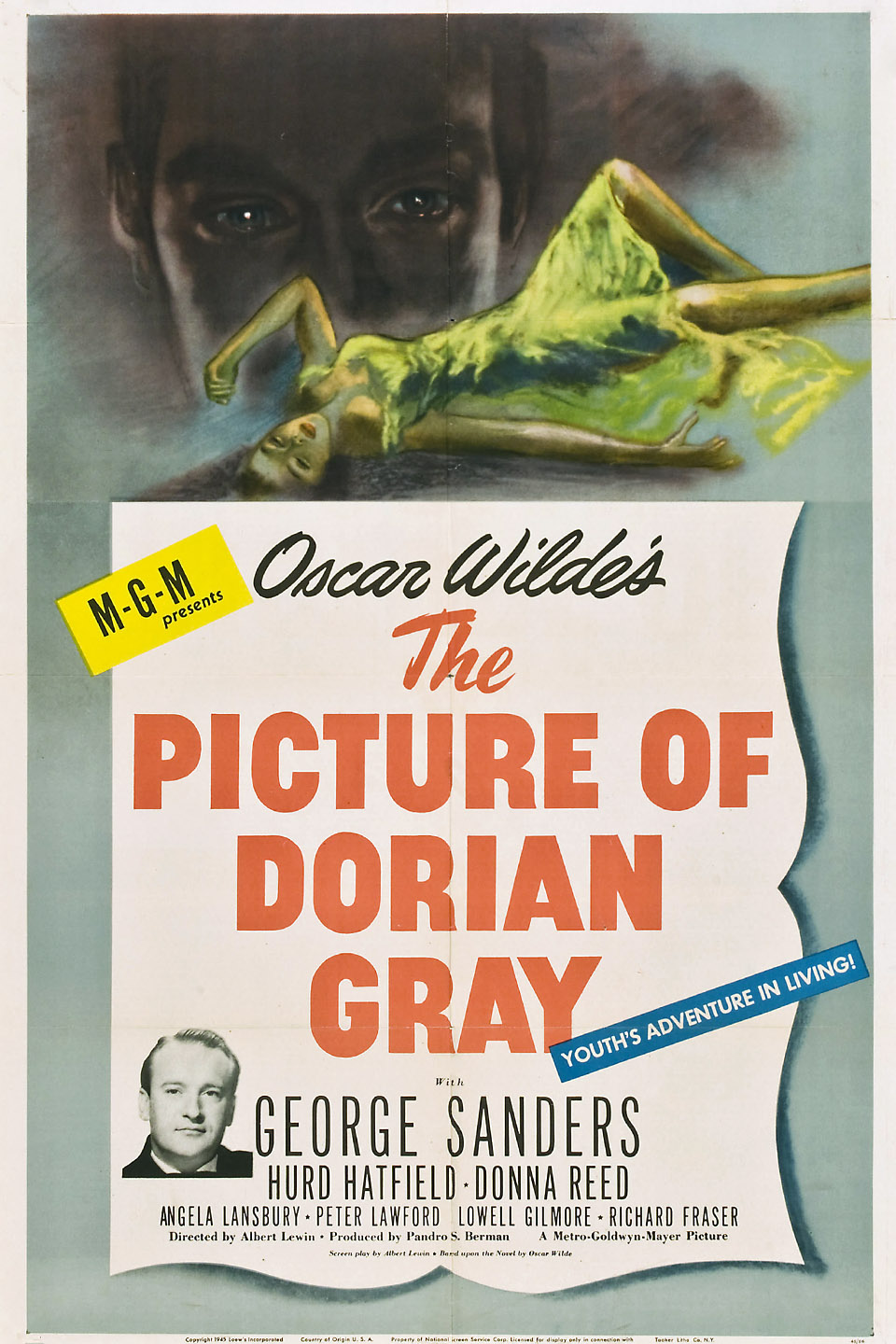Image result for the picture of dorian gray movie