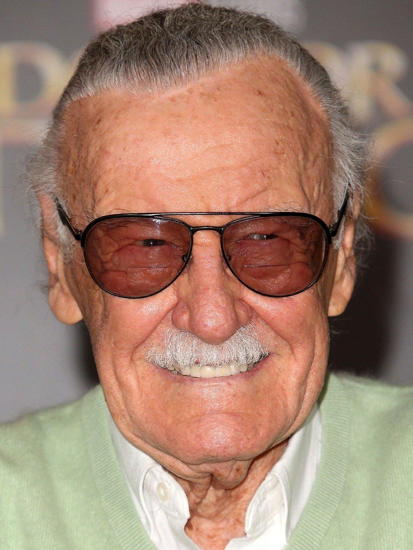 Image result for Stan Lee,