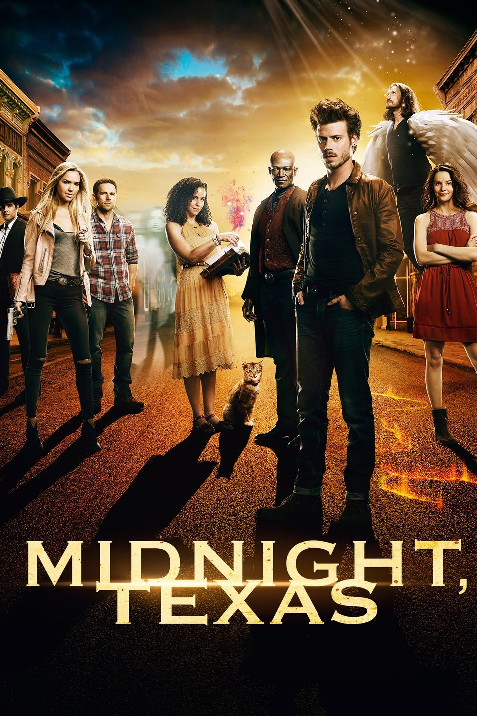 Midnight, Texas Book Cover