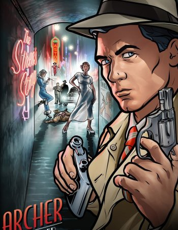 Archer Season 8 Episode 6 480p WEB-DL 100MB
