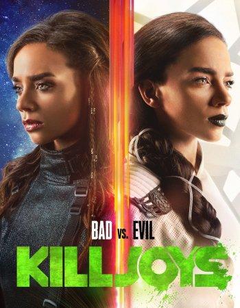 Killjoys Tv Series Download Season 3 Episode 2 HDTV Micromkv